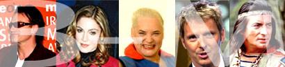 Von Bono bis Madonna: Woran Prominente glauben