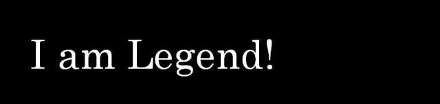 Die wahre Legende!