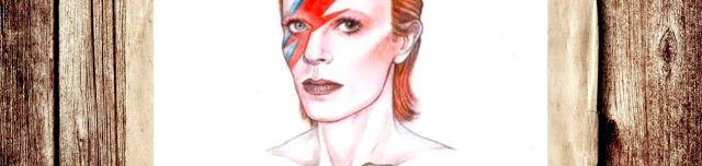 """David Bowie das """"Chamäleon des Pop"""" als perfekt konzipiertes Gesamtkunstwerk auf der Suche nach wahrer Identität."""