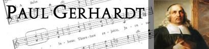 Paul Gerhardt – zum 400. Geburtstag des großen Liederdichters