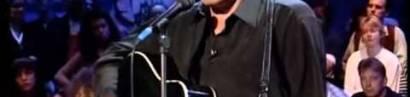 Gott redet dauernd zu uns, aber wir verstehen ihn nicht mehr. Johnny Cash hat uns das Evangelium gesungen, aber wir hielten es für Unterhaltungsmusik. Wie damals in der Bibel.