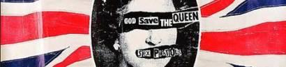 """""""God save the Queen"""": Die Sex Pistols veröffentlichen Punk-Klassiker neu und wollen damit nochmal Kohle machen. Punk Is Dead."""