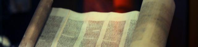Älteste Buchrolle der gesamten fünf Bücher Mose gefunden