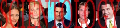 Immer mehr Stars von Scientology verführt