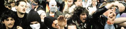 Hooliganismus breitet sich aus – Staat und Fußball ratlos