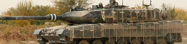 Pazifistendeutschland handelt Waffen mit Unterdrückerregimen