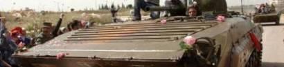 """Als Videos """"vor Ort"""" ausgegebene Inszenierungen von Kämpfen in Syrien in Katar gedreht"""
