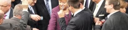 CDU-Politikerin vergleicht Bundestag mit DDR-Volkskammer