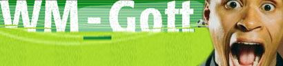 Der Fußball-Gott