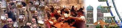 """Oktoberfest (""""Wiesn"""") – Festival di Birra"""