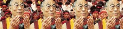 """Der Dalai Lama und das """"Kalachakra""""-Ritual"""