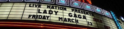 Lady Gaga und ihre multimedialen Show-Illusionen