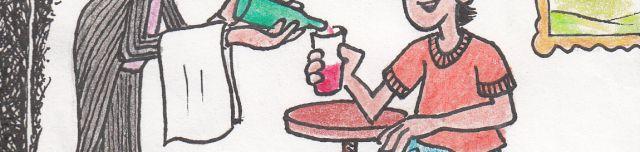 Dämon Alkohol beherrscht unsere Stadt. Beherrscht er auch dich?