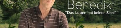 """Unser Bruder Benedikt erzählt sein spannendes Leben.""""Das Leben hat keinen Sinn"""""""