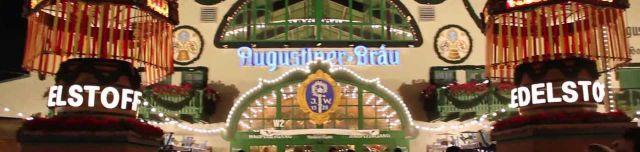 """Der """"Münchner Traditions Volksfest Fasching"""" auf der Zielgeraden. Die Massen haben sich eingetrunken und laufen zur Höchstform auf."""