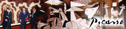 Picasso und der Schmerz des Krieges