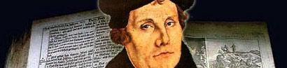 Martin Luther – er gab den Deutschen die Bibel