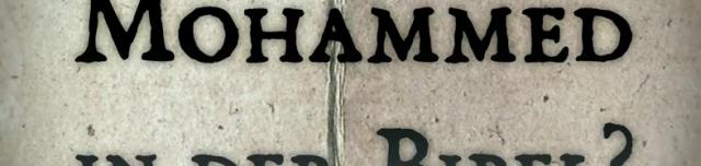 Mohammed in der Bibel?