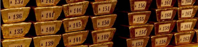 Deutschland hat über 3000 Tonnen Gold