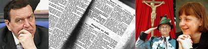 Politiker und die Bibel