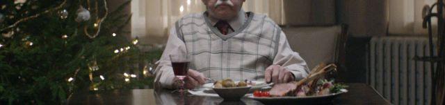 Weihnachten und die brutale Einsamkeit der Alten und Vergessenen auf der Welt.