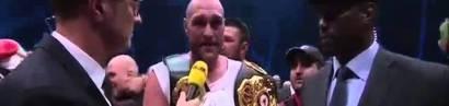 Tyson Fury ist nicht nur der neue Boxchampion und ein Entertainer, er ist auch ein Prediger.