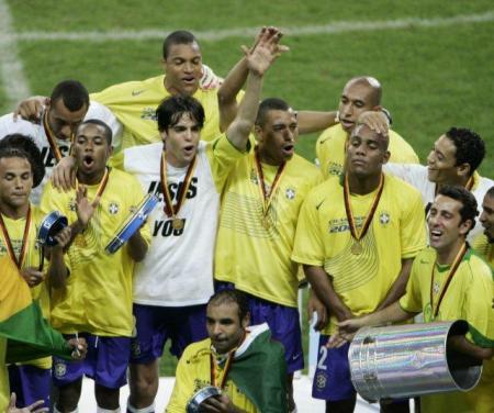 Foto: Brasilien zaubert sich zum Titel