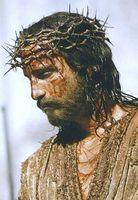 Auch Jesus steckte viel ein.