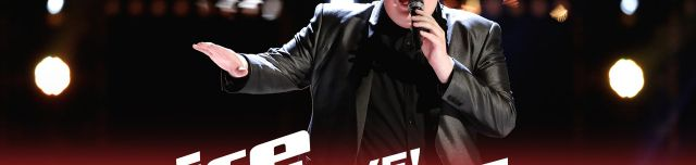 """Jordan Smith, the 2015 winner of the popular song-contest show """"The Voice."""