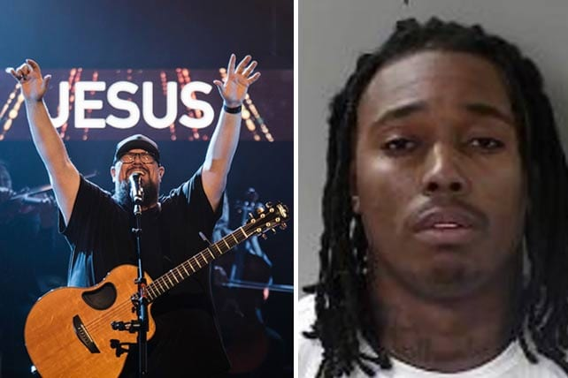 Gott nutzt christliches Lied, um einen Mann dazu zu bringen, einen Mord zu gestehen.