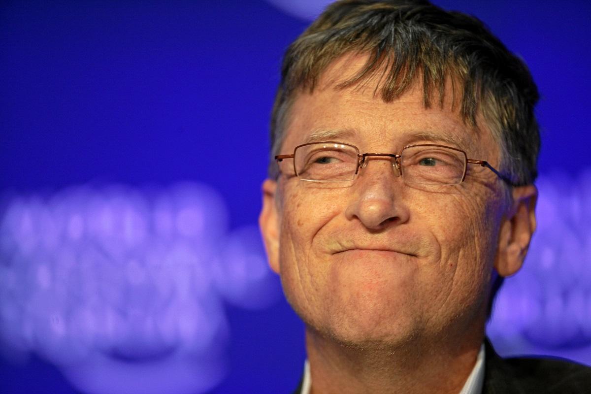 """Von """"unabhängigen Faktenprüfern"""" nicht geprüft. Gib den Fakten über Gates eine Chance."""