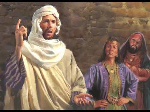 Verschwörungsglaube in der Bibel.
