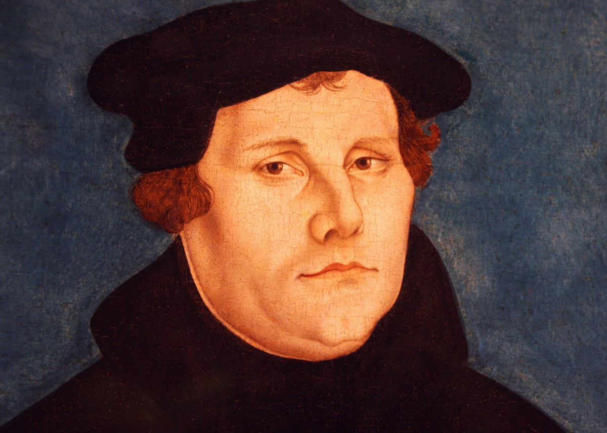 Luther würde sich im Grabe rumdrehen.