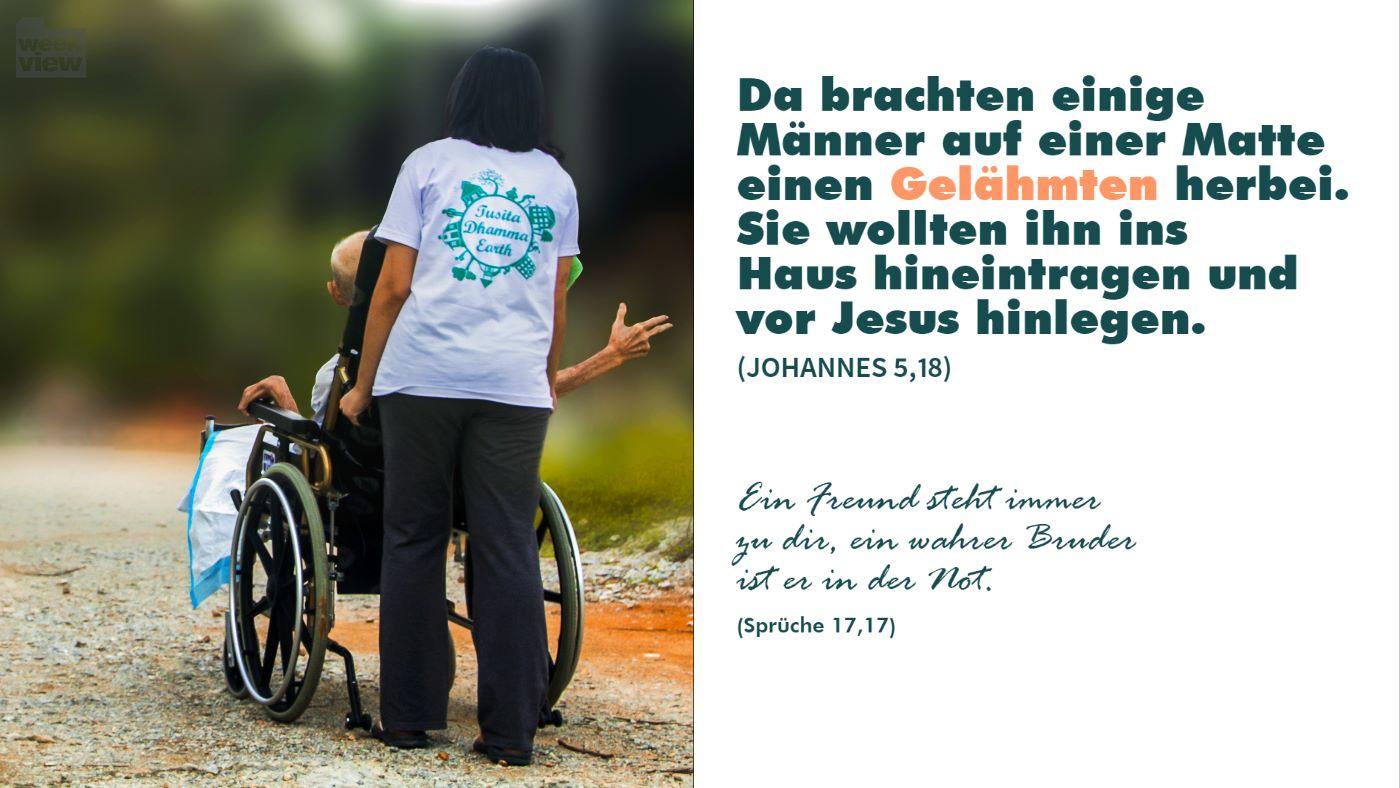 ENGAGEMENT FÜR EINEN FREUND